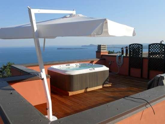 Minipiscine piscine da terrazzo o vasche idromassaggio piscine da terrazzo e giardino - Mini piscine da giardino ...